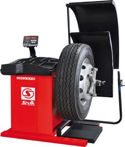 Балансировочный стенд SIVIK СБМП-200 СТ Trucker Standart