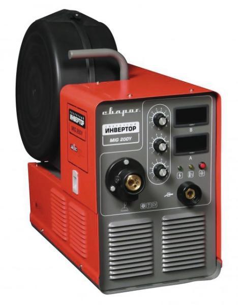 Инверторный аппарат MIG 200 Y (J 03)