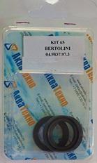 Сальники масляные KIT 65 BERTOLINI TML 1520