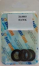 Ремкомплект масляных сальников HAWK NMT 1520