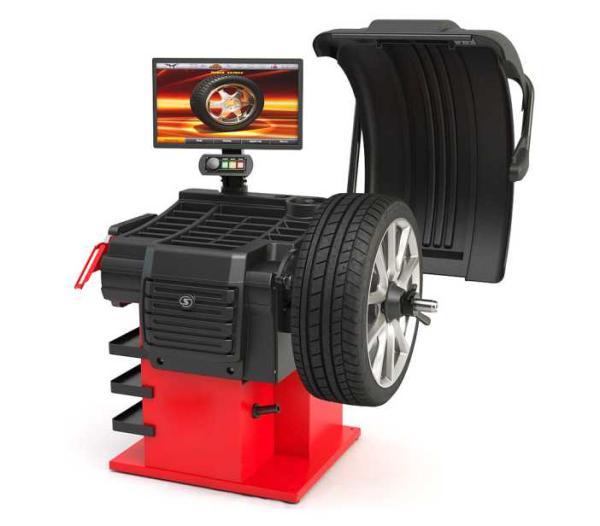 Балансировочный стенд Сивик СБМП-60/3D Plus GELIOS