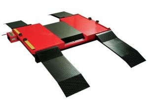 Стационарный пневматический подъемник ATEK Platform lift