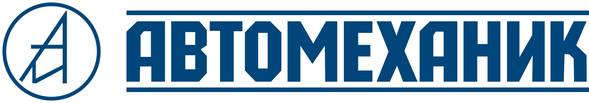 Логотип компании Автомеханик Орел