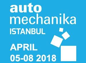 Группа компаний «СТОРМ» на выставке «Автомеханика 2018» в Стамбуле