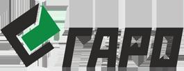 Логотип Гаро Красноярск