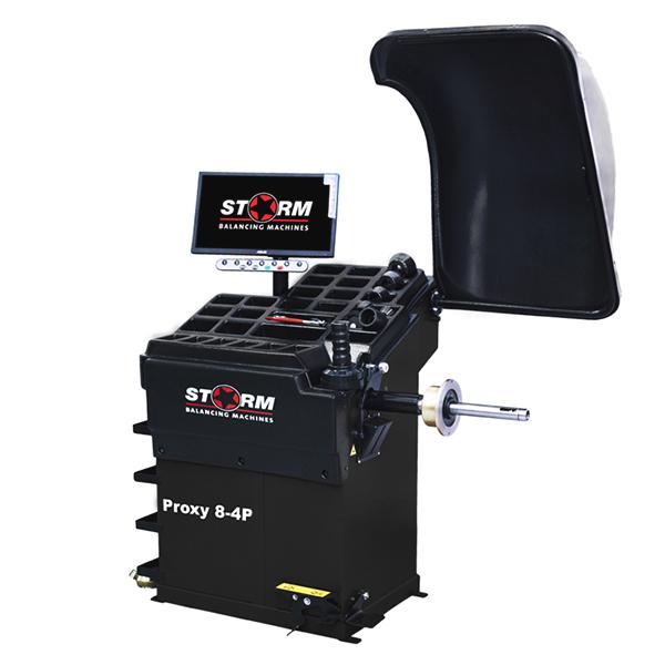 Балансировочный станок СТОРМ Proxy 8-4p