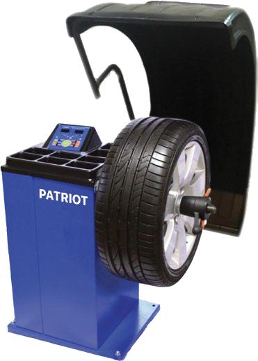 Станок для балансировки колес Патриот 3 (ЛС-11-3) (380)