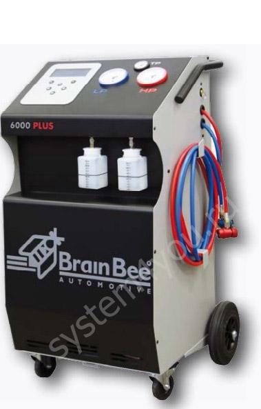 Автоматическая станция для обслуживания кондиционеров Clima 6000 Plus