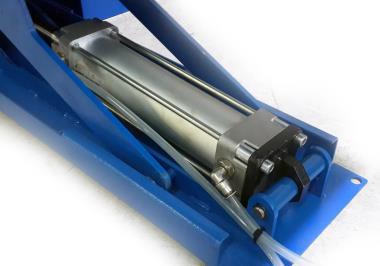 Пневмоподъемник для подъема колес до 70 кг, EASY LIFT