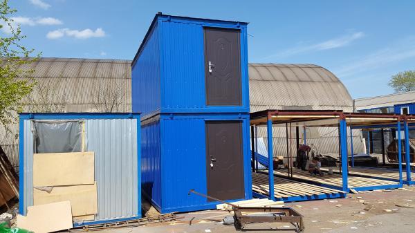 Блок-контейнер 6,0х2,40м ПРИМИУМ