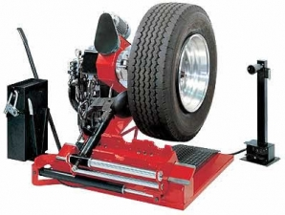 Шиномонтажный стенд для колес S557