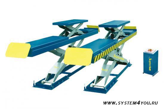 Электрогидравлический подъемник System4you N7