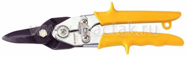 Ножницы по металлу 260 мм, прямые KING TONY 74270
