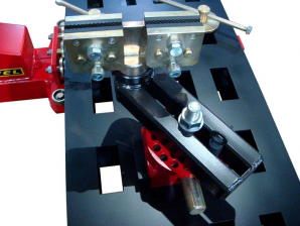Опорно-поворотная система стапеля ARS-11