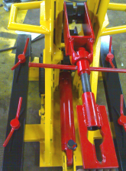 Фото 2 Анкерная система напольного типа для грузовиков NS-24