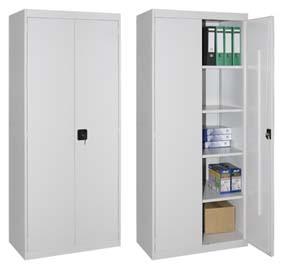 Шкаф архивный с 4 полками