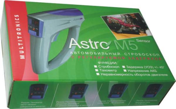 Стробоскоп-тахометр Multitronics Astro M5