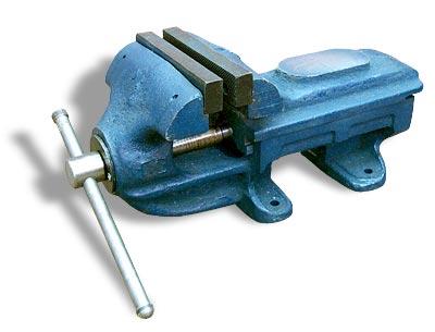 Тиски слесарные ТСЧ-250Н