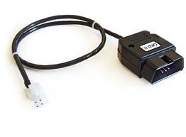 Кабель с разъемом ОВD-II (K-Line+CAN)