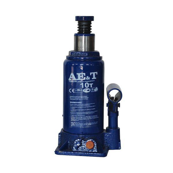 Домкрат бутылочного типа T20210. Грузоподъемность 10 тонн