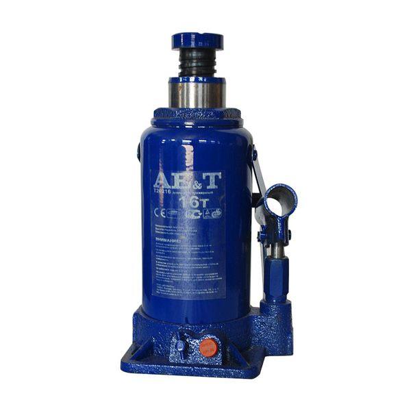 Домкрат бутылочного типа T20216. Грузоподъемность 16 т.