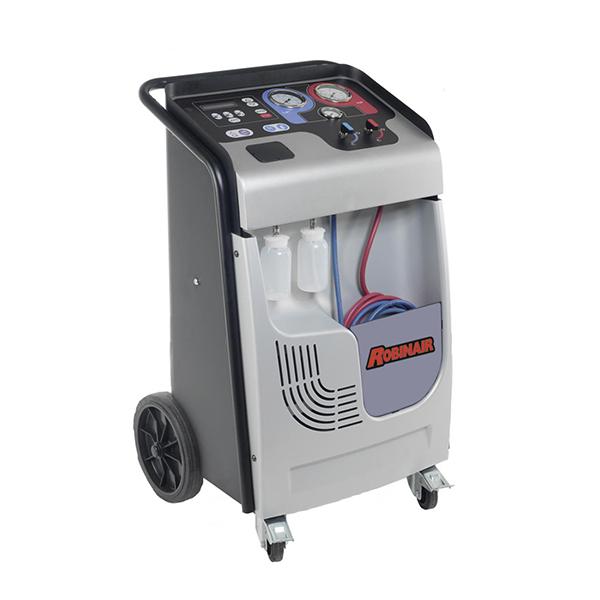 Полуавтоматическая установка для заправки автокондиционеров Robinair ACM3000, R134
