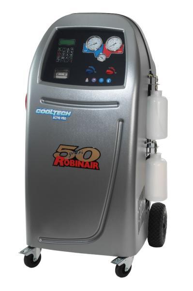 Автоматическая установка для заправки автокондиционеров Robinair AC790 PRO, R134