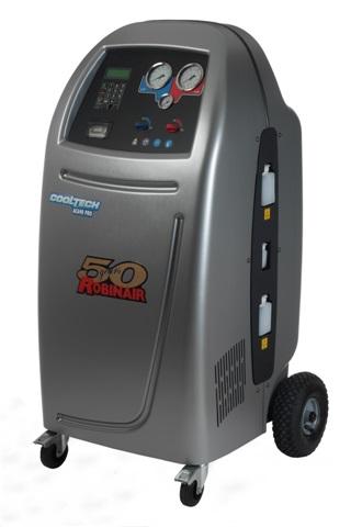 Автоматическая установка для заправки автокондиционеров Robinair AC590 PRO, R134