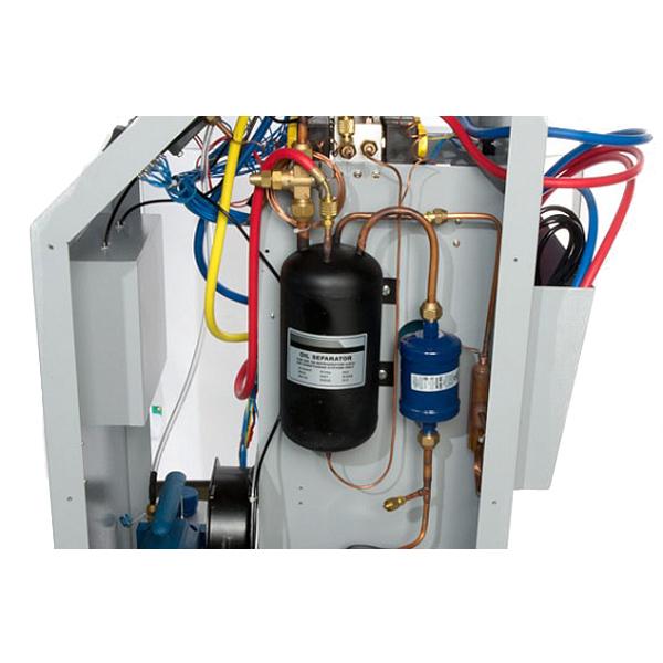 Полуавтоматическая установка для заправки автокондиционеров GrunBaum AC3000N