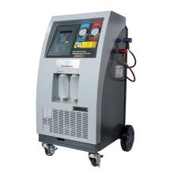 Автоматическая установка для заправки автокондиционеров GrunBaum AC9000N 1234YF