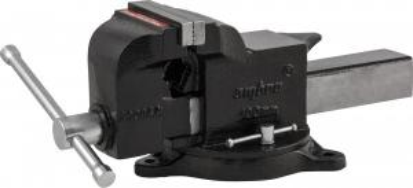 Тиски слесарные поворотные OMBRA A90053, 250 мм