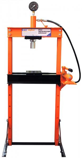 OMBRA OHT610M Пресс гидравлический напольный 12 т