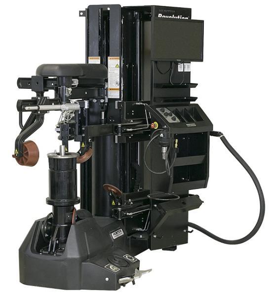 Hunter TCR1SBLKE-435 Cтанок шиномонтажный, цвет черный
