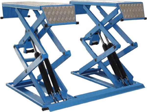 Подъёмник ножничный Siver F6106