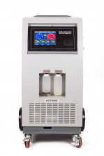 Автоматическая установка для заправки автокондиционеров GrunBaumAC7000S