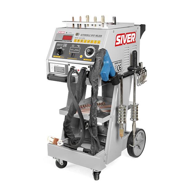 SIVER FY-7000 Трехфазный электронный сварочный аппарат точечной сварки (споттер)