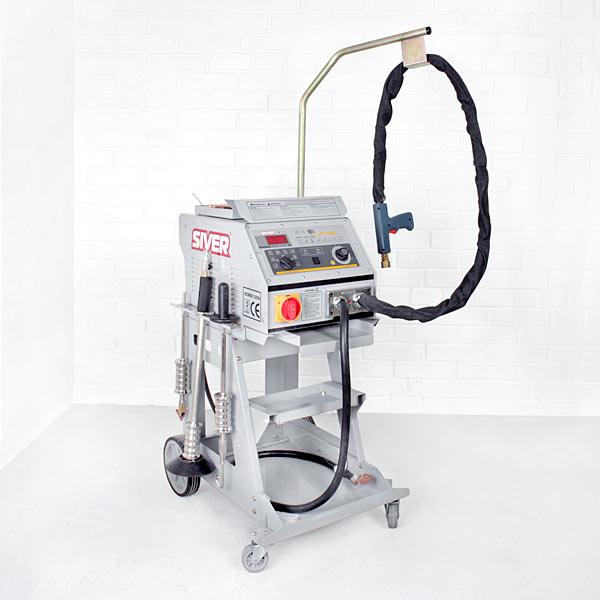 SIVER FY-9000A Трехфазный электронный сварочный аппарат точечной сварки (споттер)