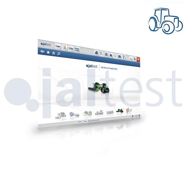 Модуль ПО Jaltest AGV