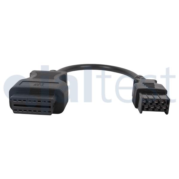 Набор диагностических кабелей Jaltest OHW 29760 для строительной техники