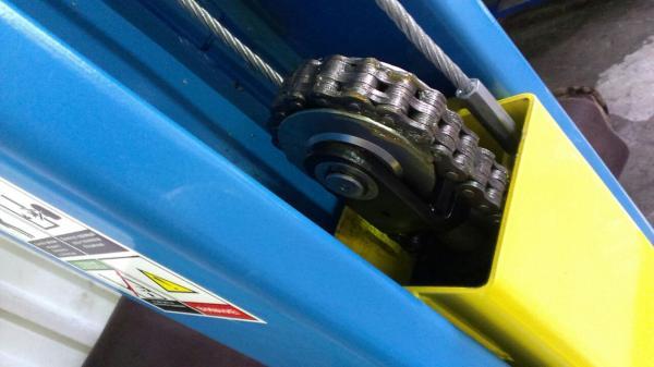 Автоподъемник BRANN T4 BASIC фото 2