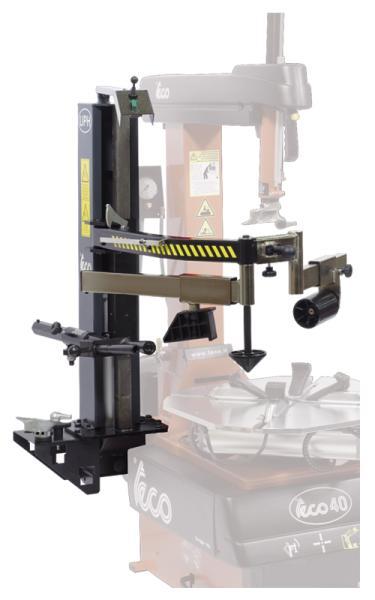 Универсальное пневматическое устройство TECO UPH & BPS