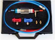 Комплект для визуальной оценки качества фреона R134a