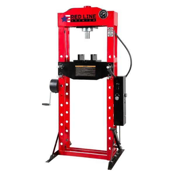 press-red-line-premium-rhp30f