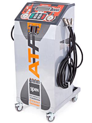 Установка для замены жидкости в АКПП Spin ATF 4000 Profi