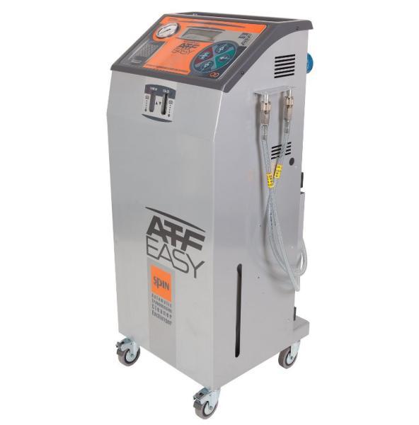 Установка для замены жидкости в АКПП Spin ATF EASY