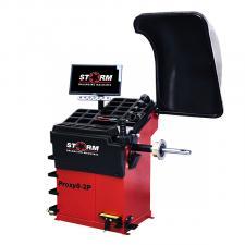 Балансировочный станок СТОРМ Proxy 8-2p суперавтоматический