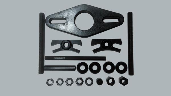 Съемник ТТН-21 гидравлический (ручной) для демонтажа колесной ступицы