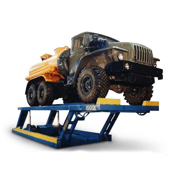 Подъемник грузовой 24Г272М