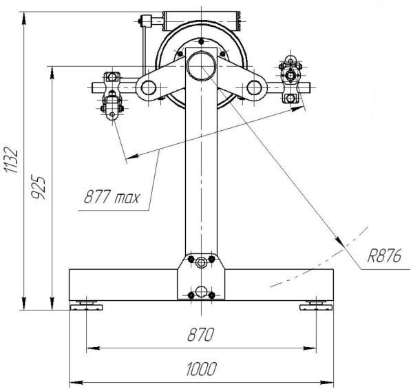 Стенд универсальный Р776Е