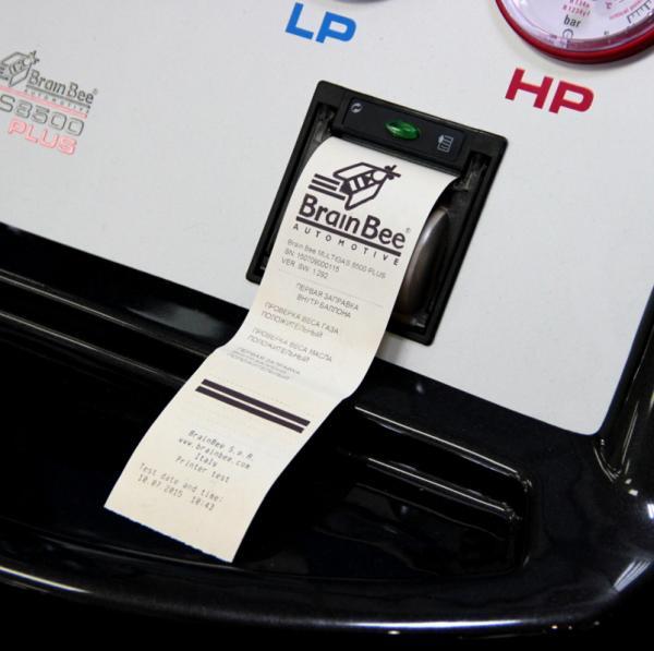 Установка для заправки автомобильных кондиционеров Clima 8500 PLUS multigas